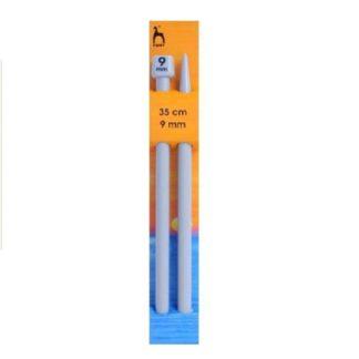 Pony Knitting Needles 35cm x 9.00mm