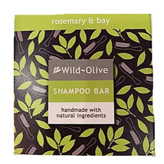 Wild Olive Shampoo Bars