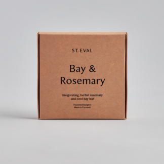 St Eval Scented Tealights - Bay and Rosemary