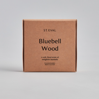 St Eval Scented Tealights - Bluebell Wood