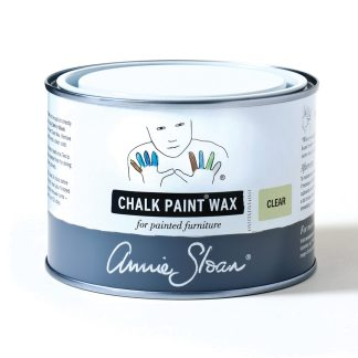 Annie Sloan Clear-Chalk-Paint-Wax