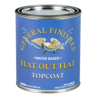 Flat Out Flat Top Coat