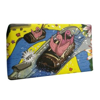 Wonderful Animals Flamingo Soap - The English Soap Company