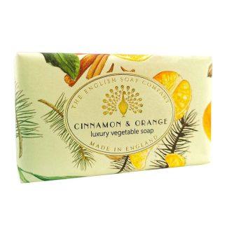 Vintage Cinnamon and Orange Soap - The English Soap Company