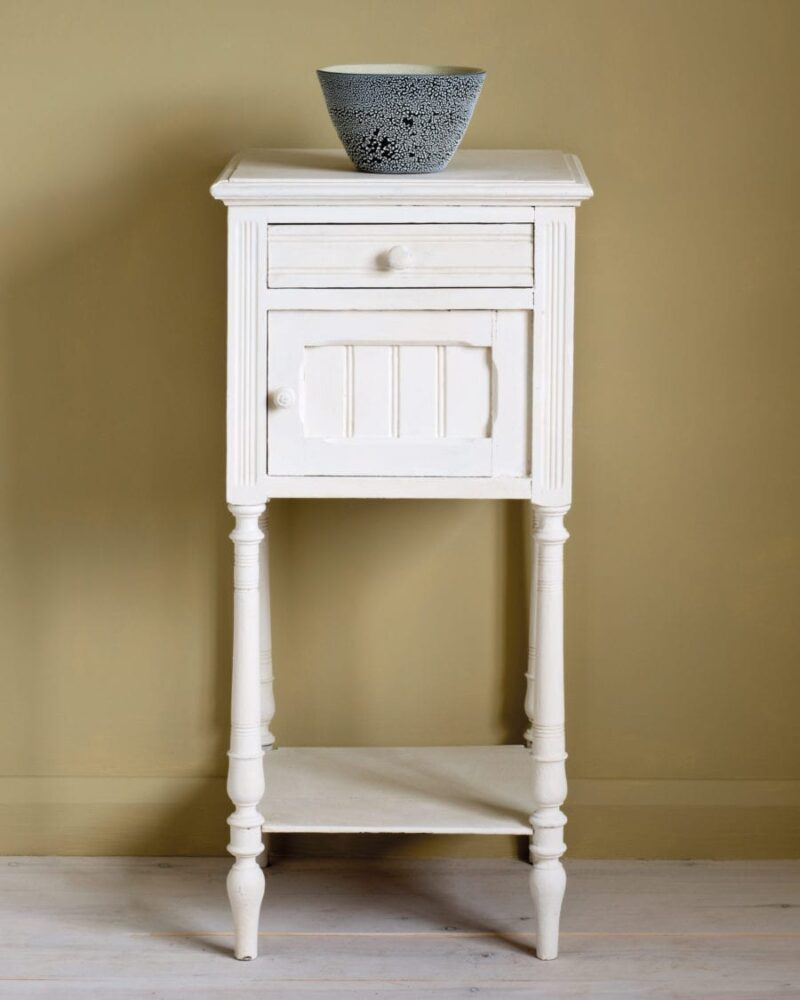 Side Table painted in Annie Sloan Chalk Paint, Original