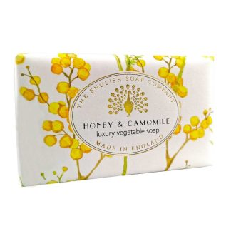 Vintage Honey and Camomile Soap - The English Soap Company