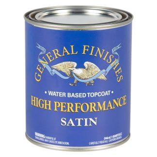 High Performance Top Coat Satin