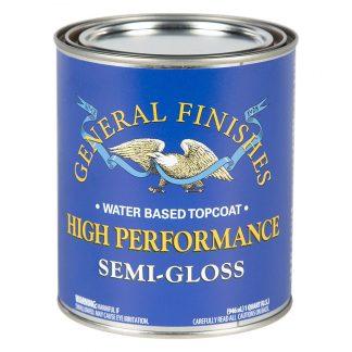 High Performance Top Coat Semi Gloss
