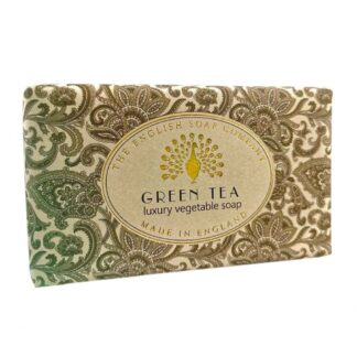 Vintage Green Tea Soap - The English Soap Company
