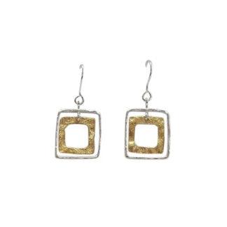 Saphirim Rahav Articulated Square Drops
