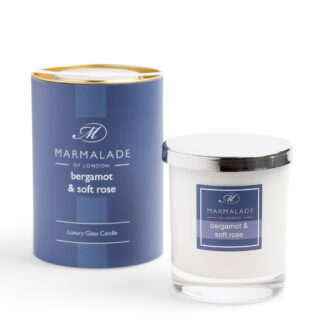 Marmalade Of London Large Glass Candles