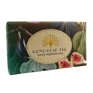 Vintage Genovese Fig Soap - The English Soap Company