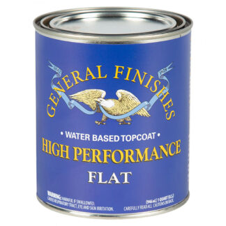 High Performance Top Coat Flat