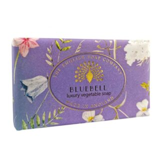 Vintage Bluebell Soap - The English Soap Company