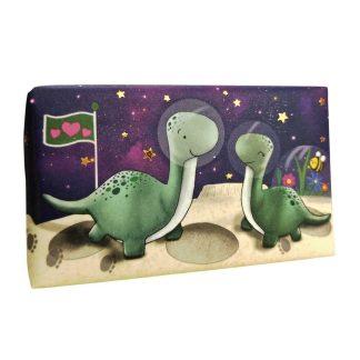 Wonderful Animals Dinosaur Soap - The English Soap Company
