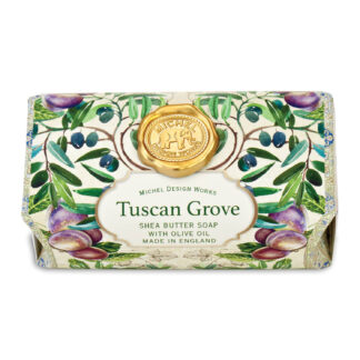 Michel Design Works Tuscan Grove Large Soap Bar