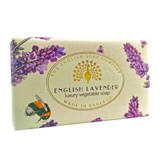 Vintage English Lavender Soap - The English Soap Company