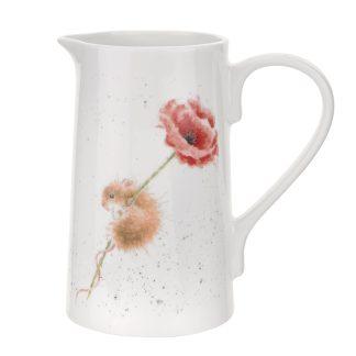 Wrendale Designs Poppy 2 Pint Jug