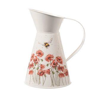 Wrendale Designs 'Flight Of The Bumblebee' Flower Jug