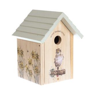 Wrendale Designs Sparrow Bird House