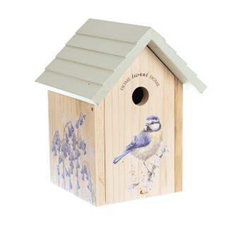 Wrendale Designs Blue Tit Bird House