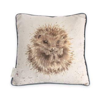Wrendale Designs 'Awakening' Hedgehog Cushion