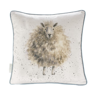 Wrendale Designs 'The Woolly Jumper' Sheep Cushion