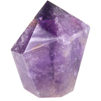 Amethyst Quartz Point