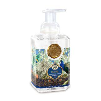 Michel Design Works Peacock Foaming Hand Soap