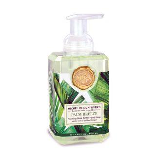Michel Design Works Palm Breeze Foaming Hand Soap