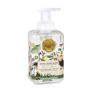 Michel Design Works Wild Lemon Foaming Hand Soap