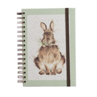 Wrendale Designs 'Daisy Rabbit' Notebook
