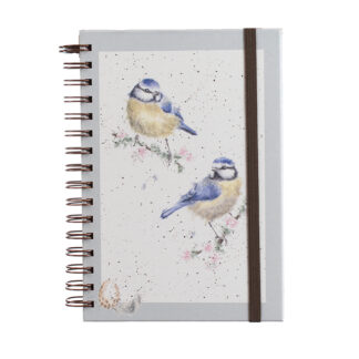 Wrendale Designs Bluetits Notebook