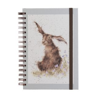 Wrendale Designs 'Harebells' Notebook