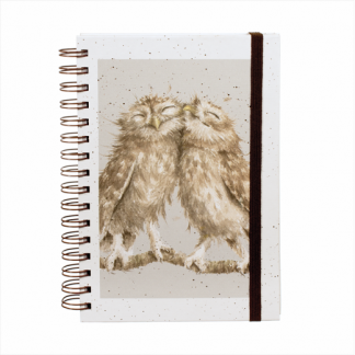 Wrendale Designs 'Birds Of A Feather' Notebook