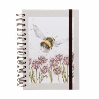 Wrendale Designs 'Flight Of The Bumblebee' Notebook