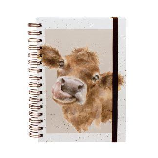 Wrendale Designs 'Moooo' Notebook