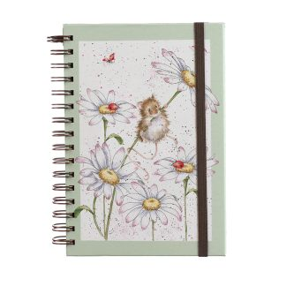 Wrendale Designs 'Oops A Daisy' Notebook