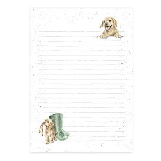 Wrendale Designs 'A Dog's Life' Jotter Pad