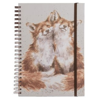 Wrendale Designs 'Contentment' A4 Notebook