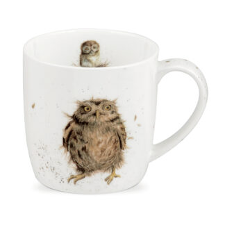 Wrendale Designs What A Hoot Mug