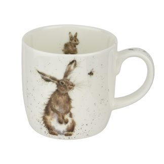 Wrendale Designs Hare And The Bee Mug