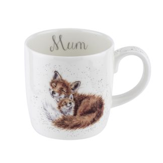 Wrendale Designs Large 'Mum' Fox Mug