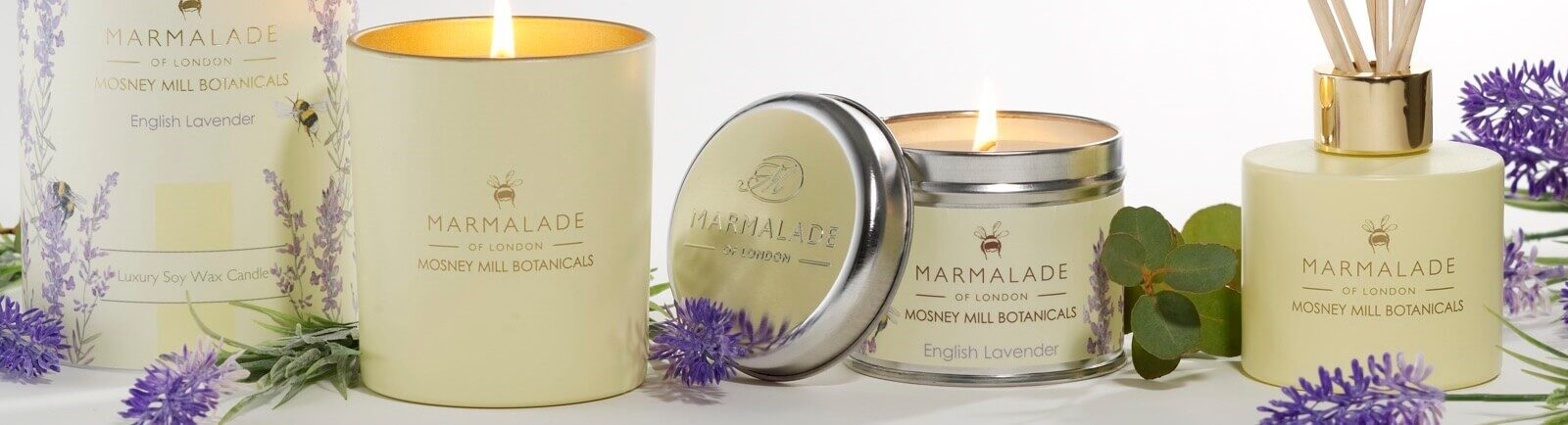 Marmalade Of London Mosney Mill Candles