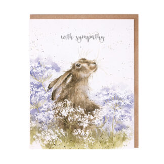 Wrendale Designs 'Here For You' Sympathy Card