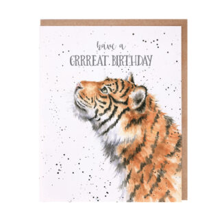 Wrendale Designs 'Grrreat Birthday' Card
