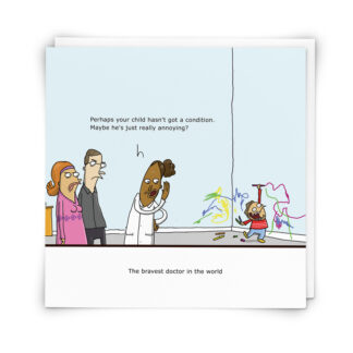 'Doctor' Greeting Card