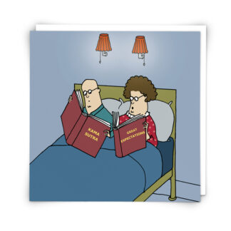 'Kama Sutra' Greeting Card