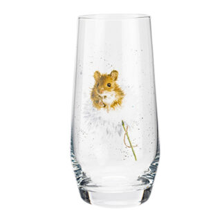 Wrendale Designs Mouse Hi-Ball Glass