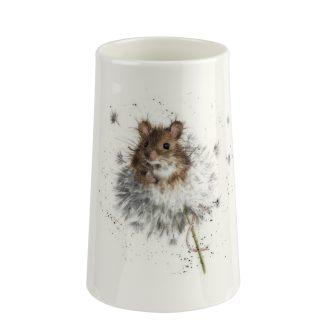 Wrendale Designs 'Dandelion' Small Vase